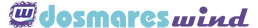 Dos Mares Wind Logo